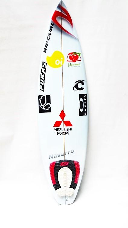 prancha surf surfe decoracao gabriel medina campeao mundial 2014